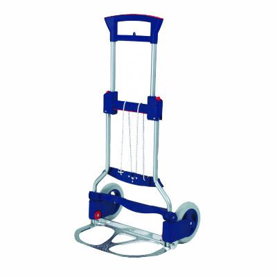 Foldable & Adjustable Trolley