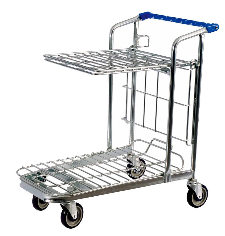 Warehouse trolleys