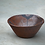 Thumbnail: Dark Raku Kufic Bowl