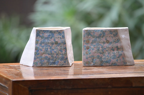 Small Religious Pots