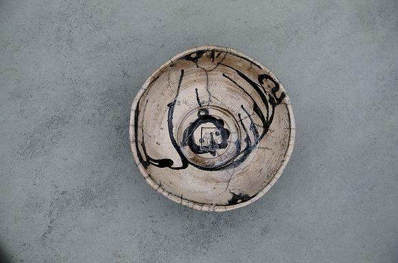 Raku Kufic Bowl