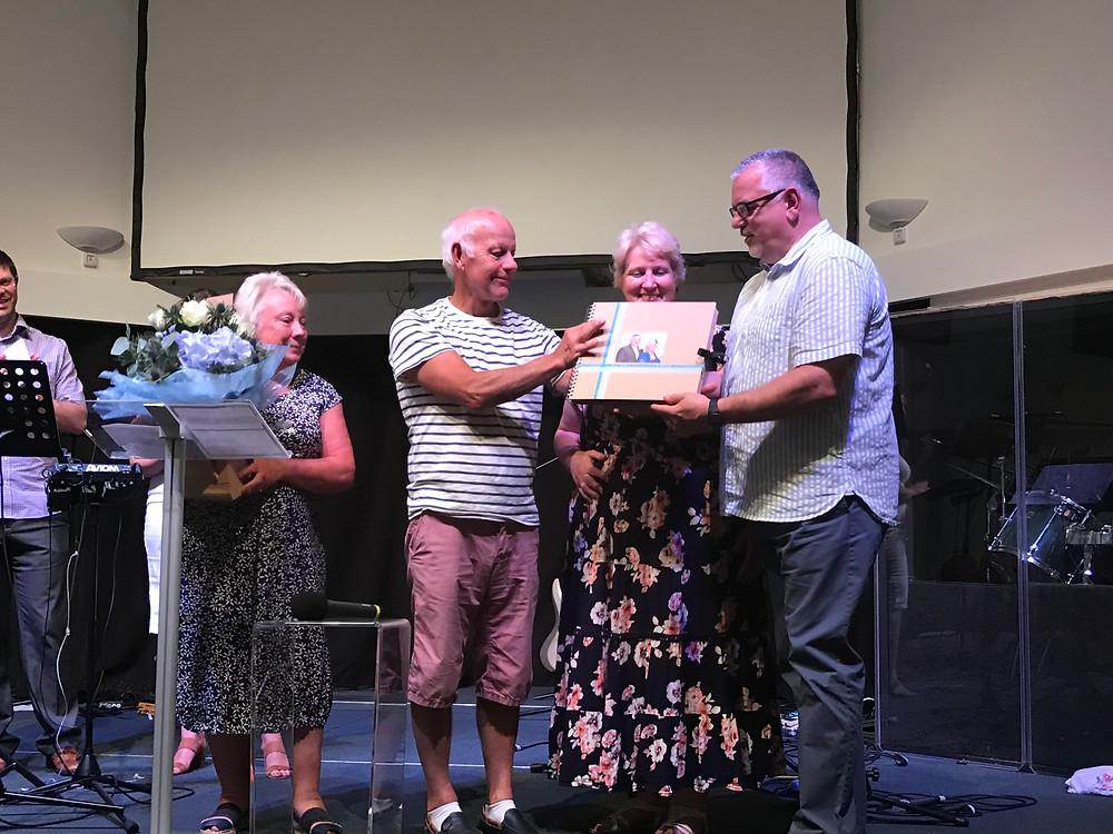 Farewell Service at Life Church