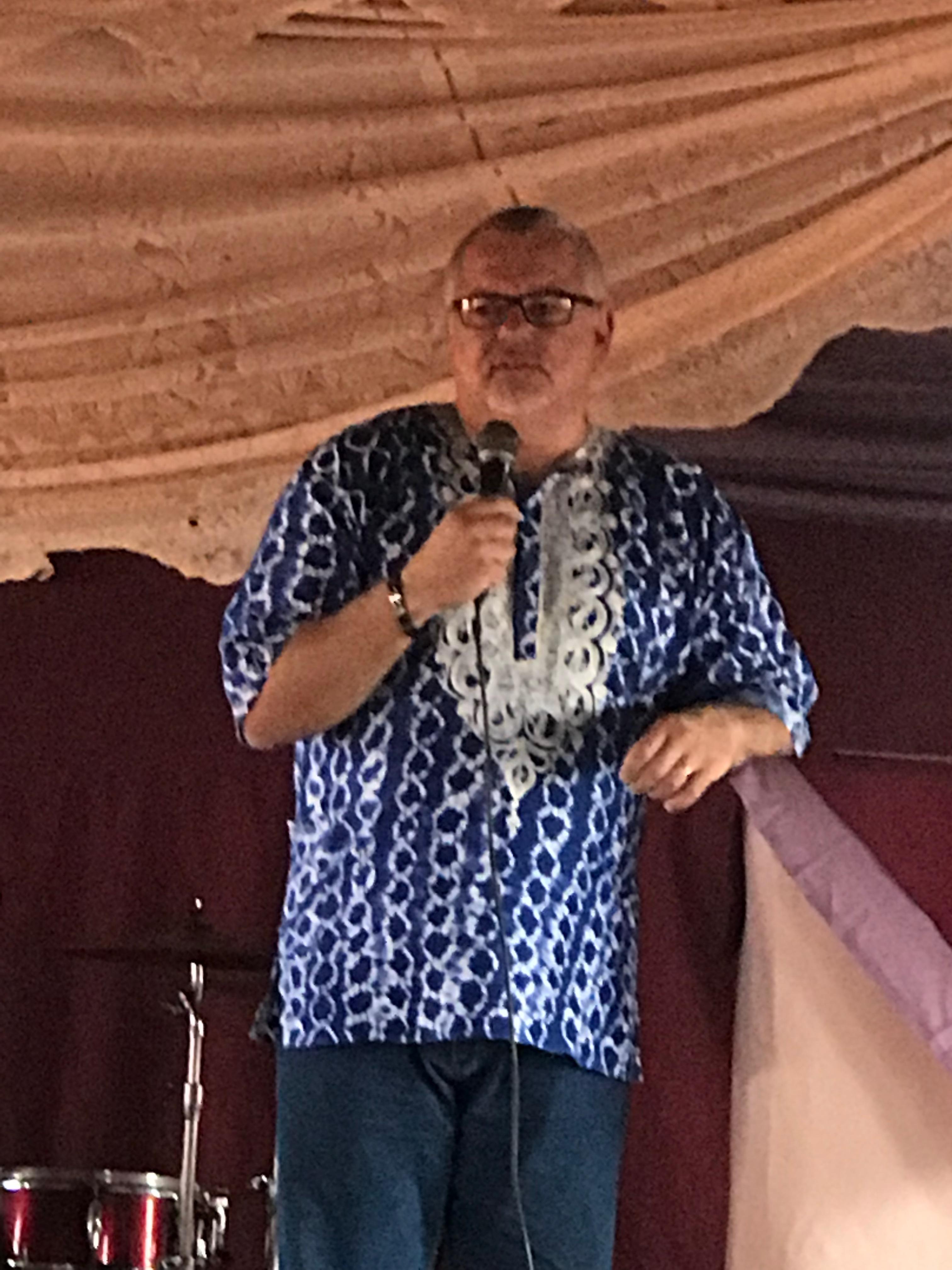Preaching NkomoB