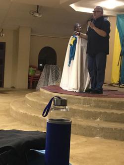 Keith at Steenbok