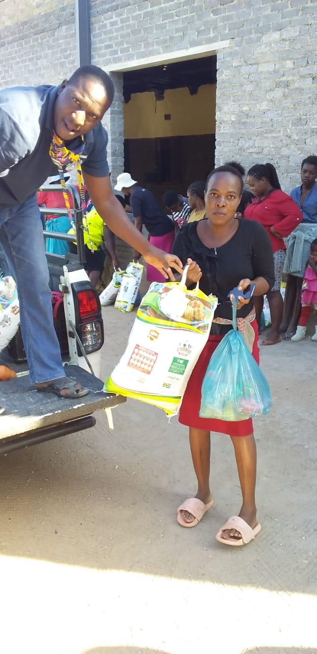 Feeding programme