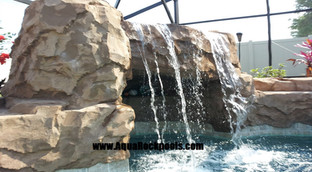 aquarock pool groto  12