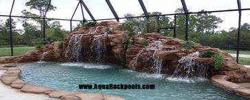 pool grotto 1