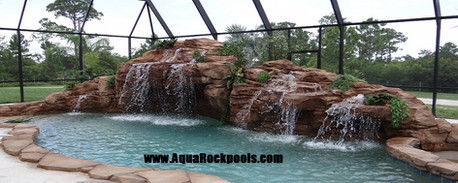 pool grotto 17