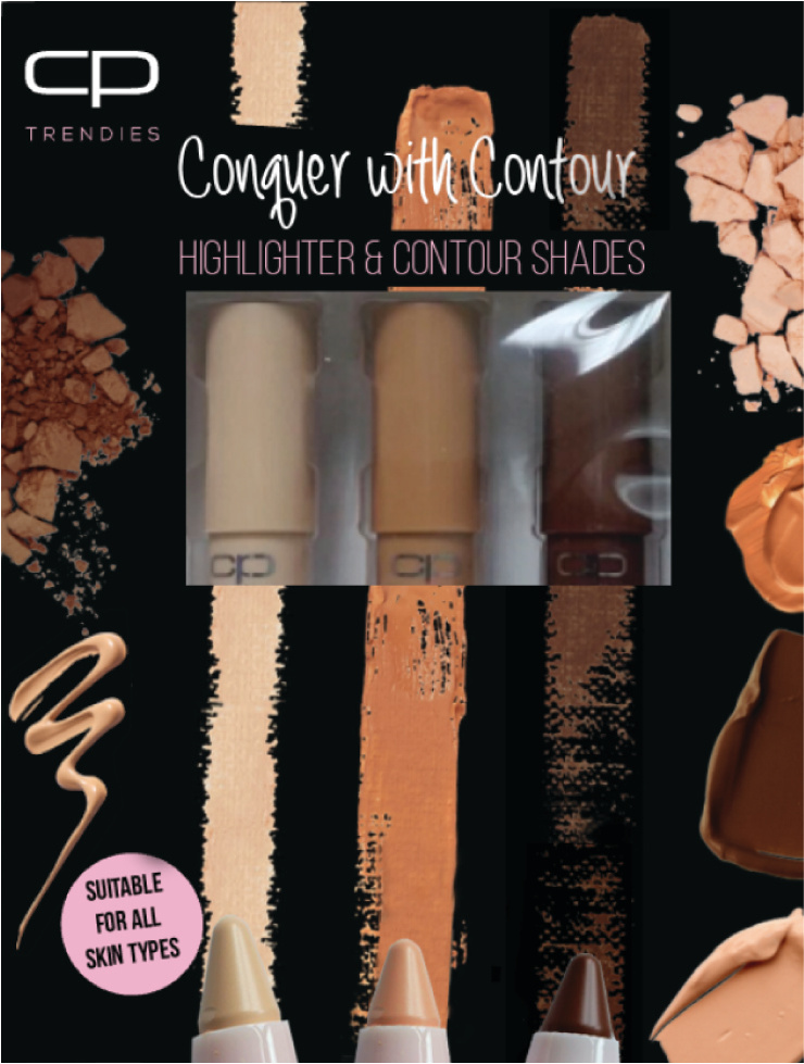 Conquer with Contour Kit