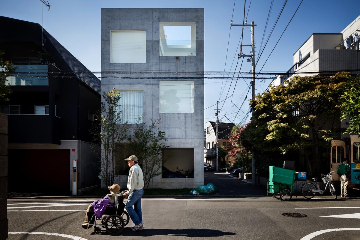 House H by Sou Fujimoto