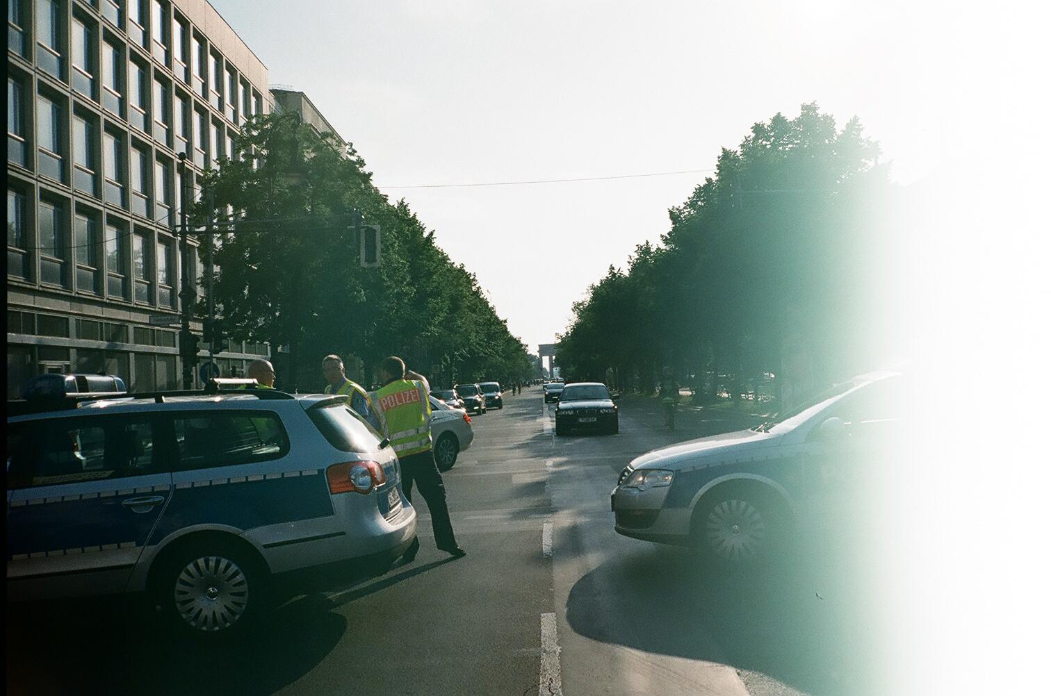 """""""Unter den Linden, Mitte"""""""