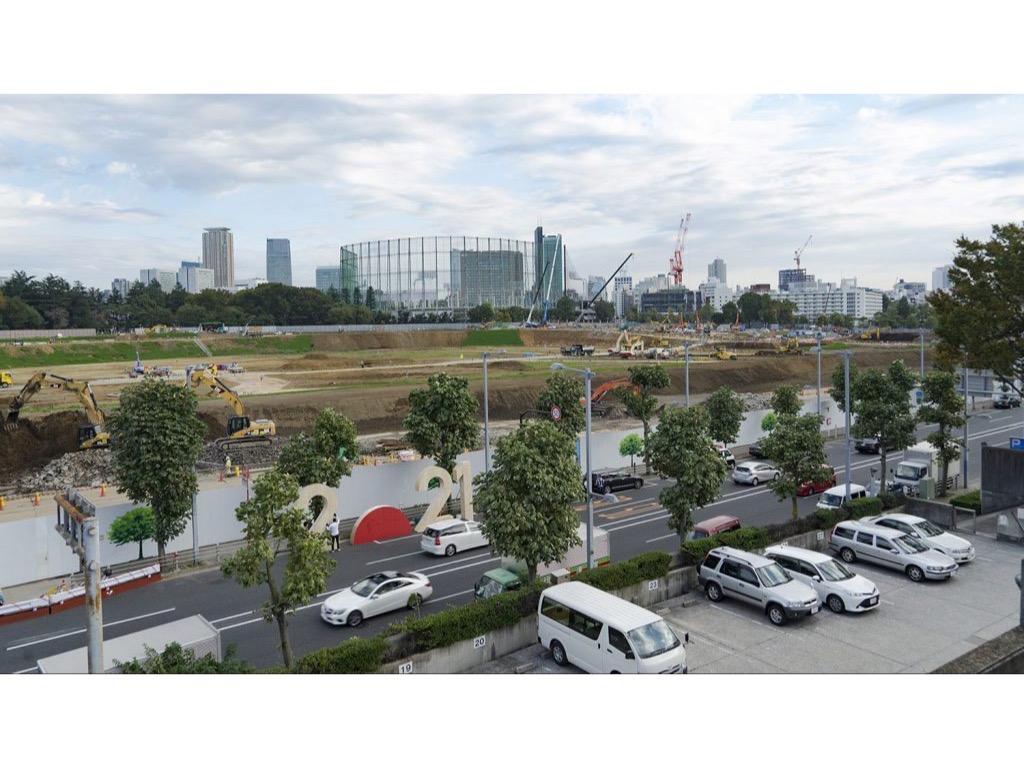 《2021#New National Stadium Japan》