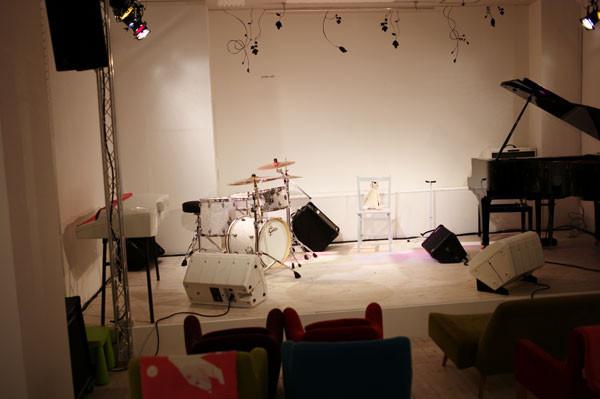 ステージ風景
