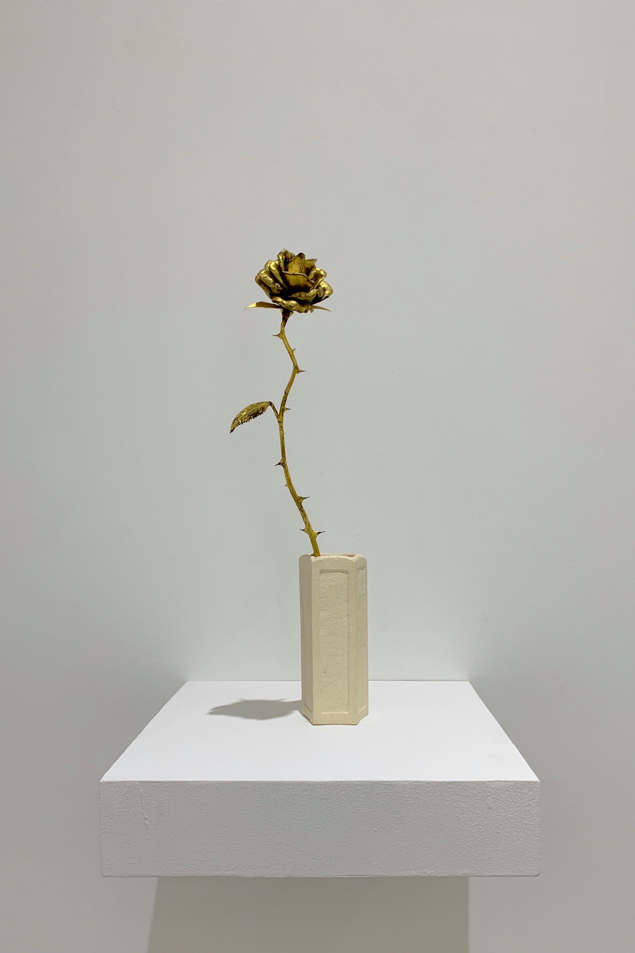 《花と花瓶_2》Flower and Vase_2
