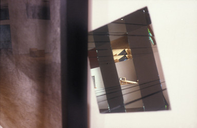 Adjoining Spaces (view from a Periscope)