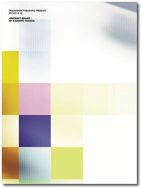 Kazuhito TANAKA『Abstract-Quake (PICNIC #12)』SPECIAL EDITION