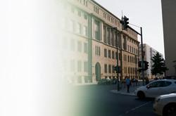 """""""Behren Straße, Mitte"""""""