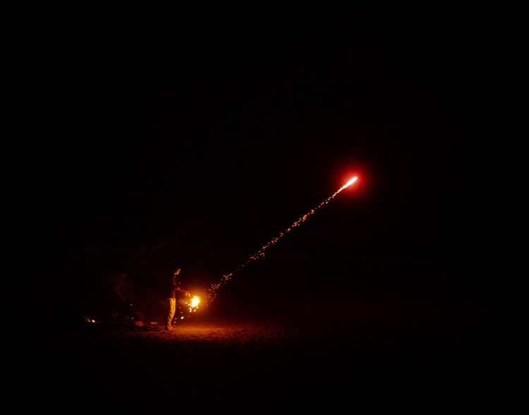《fireworks #13》