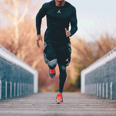 How to sleep your way off to a running start?