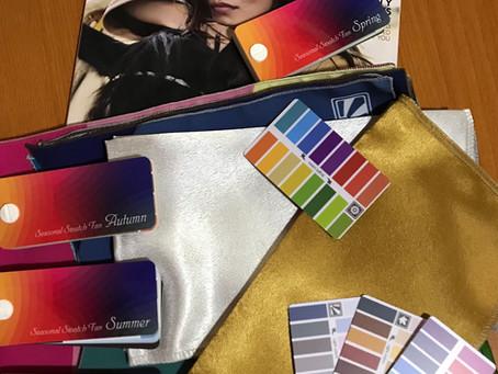 Spring detox program Colour System for Personal Colour Analysis