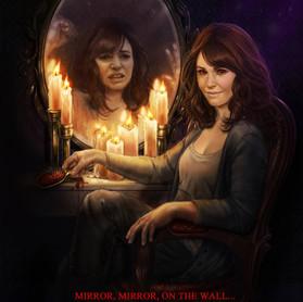 Une apparition dans votre miroir : la légende de Bloody Mary
