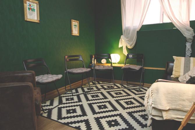 ‼️ Открывается еженедельная психотерапевтическая группа недалеко от метро Парк Культуры (Москва)
