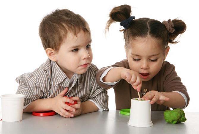 О методах работы с детьми