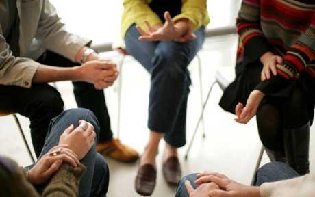Объявляется набор участников в психологическую группу