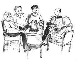 Старт психологической группы. Идет набор