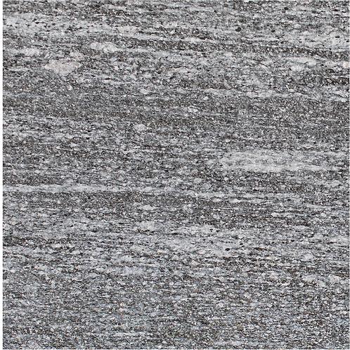 Granito negro cepillado