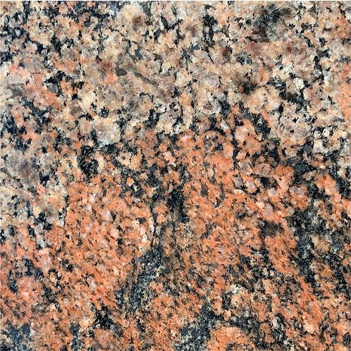 Granito Rojo multicolor