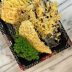 Vegetable Tempura (4pcs)