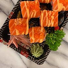 Salmon Roll 6pcs