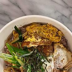 Egg Chicken Katsu