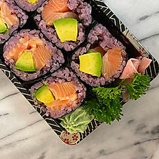 Salmon Avocado  Maki 6pcs