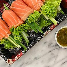 Spicy Salmon Wrap / 5pcs
