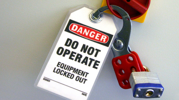 LOCK-OUT TAG-OUT (LOTO)