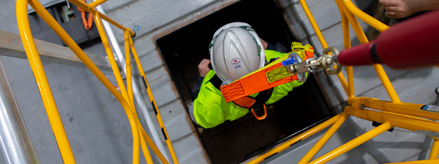 Confined Space Entry (CSE)