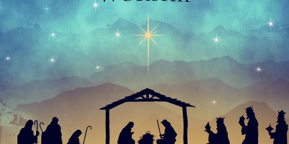 Christmas Eve 3:30 pm Service