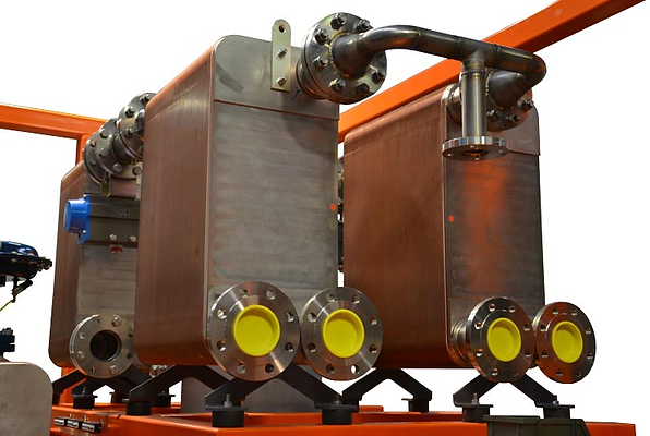 ULH Heat Exchangers