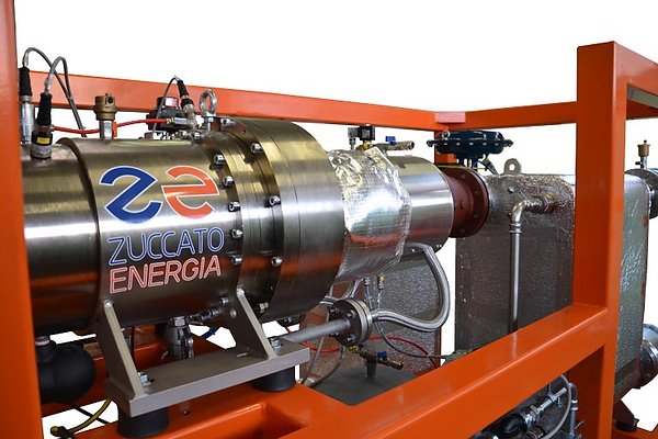 ULH Turbo Generator