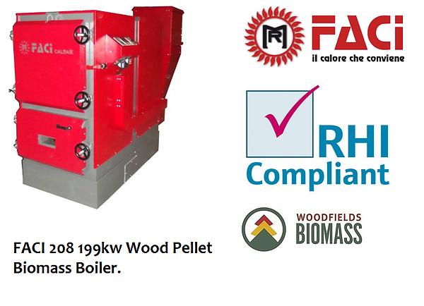 FACI208 Biomass Boiler