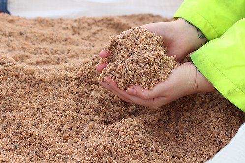 Brown Rock Salt (Bulk Bag)