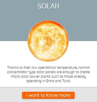 Emergy from Solar