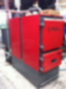 FACI Biomass Boiler installed in factory