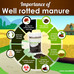 The Importance of Well Rotted Manure