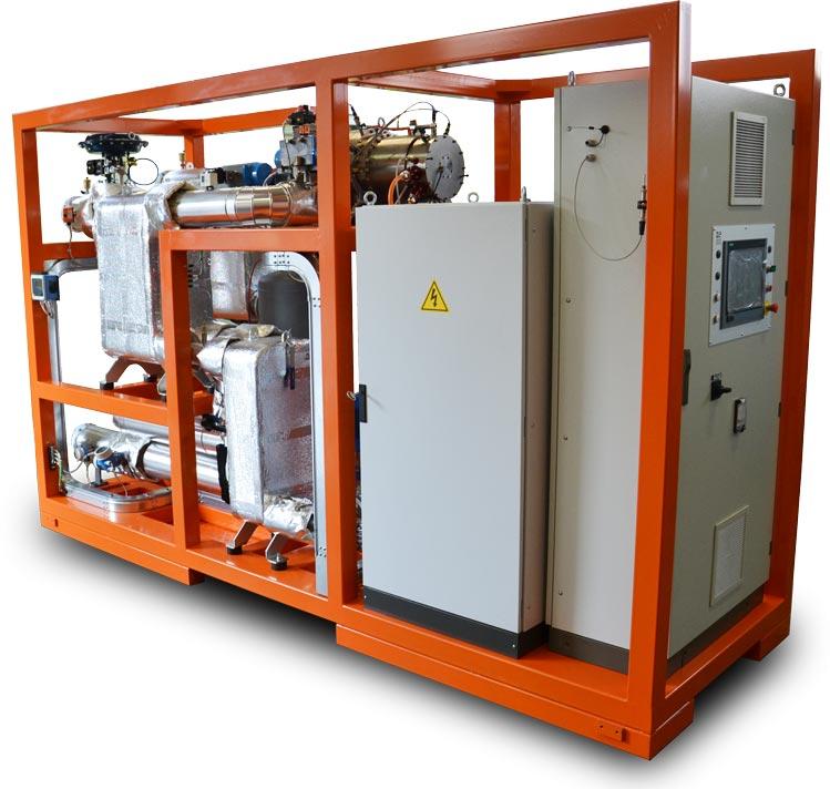ZE ORC Machine