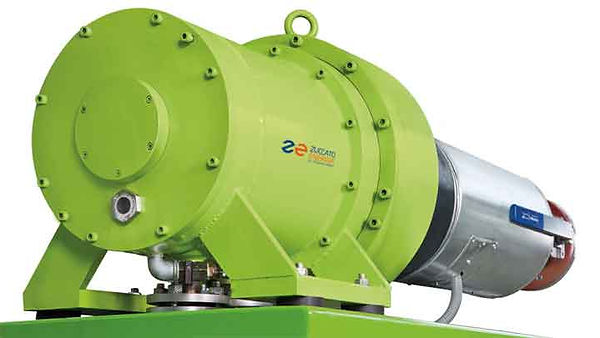 ZE-50-ULH power generation module from Zuccato Energia
