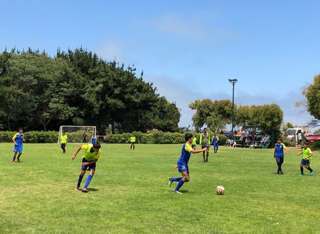 Escuela de Futbol en Club Santa María del Mar