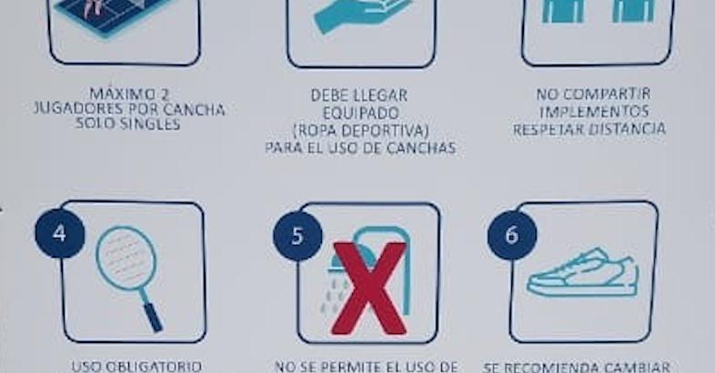 Protocolo Apertura Parcial Club Santa María Del Mar Etapa I